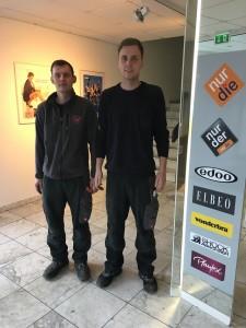Johannes und Marcel