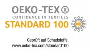 Öko-Tex Standard 100 / Textiles Vertrauen